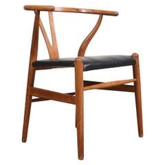 2 Hans Wegner Wishbone Chairs