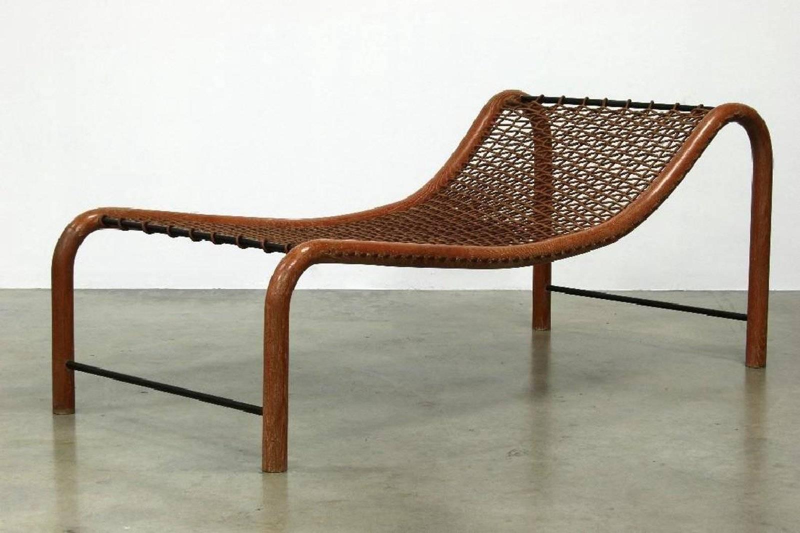 Übergroße Chaise Lounge Stühle Woven Von William Emmerson 4