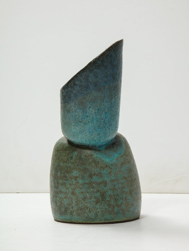 Modern 2-Piece Sculpture #1 by David Haskell For Sale