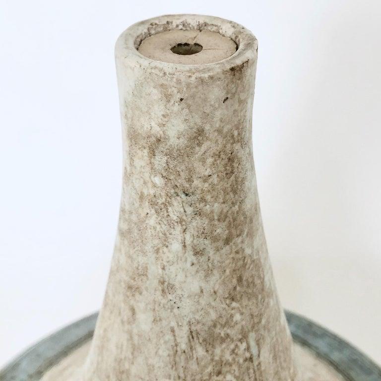 2 Potiers 'Deux Potiers' Ceramic Table Lamp For Sale 3