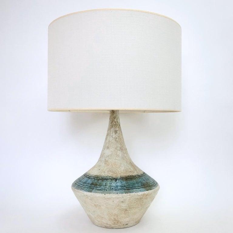 2 Potiers 'Deux Potiers' Ceramic Table Lamp For Sale 5