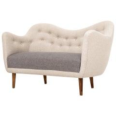 2-Seat Sofa by Finn Juhl