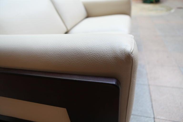 2-Seat Sofa Model Bastiano Tobia and Afra Scarp, 1975 For Sale 10