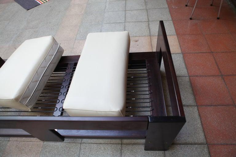 2-Seat Sofa Model Bastiano Tobia and Afra Scarp, 1975 For Sale 11