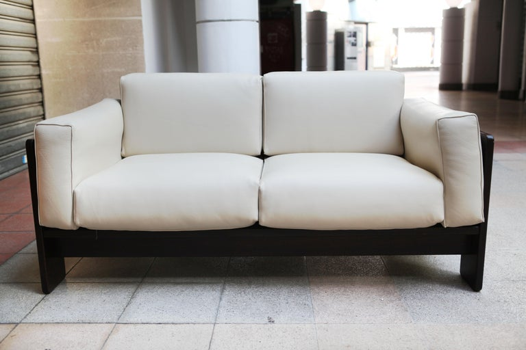 2-Seat Sofa Model Bastiano Tobia and Afra Scarp, 1975 In Good Condition For Sale In Paris, FR