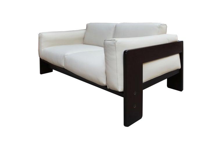 Late 20th Century 2-Seat Sofa Model Bastiano Tobia and Afra Scarp, 1975 For Sale