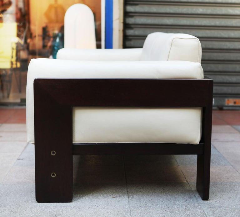 2-Seat Sofa Model Bastiano Tobia and Afra Scarp, 1975 For Sale 1