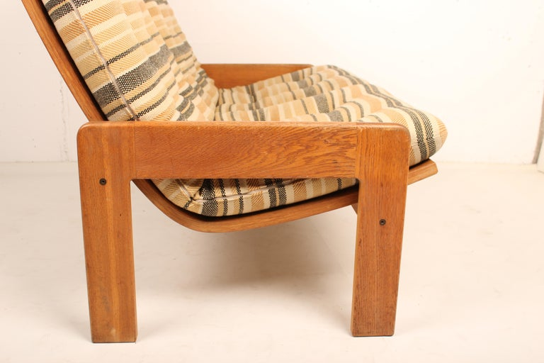 2-Seat Sofa by Yngve Ekstrom for Swedese, 1960 Sweden For Sale 10
