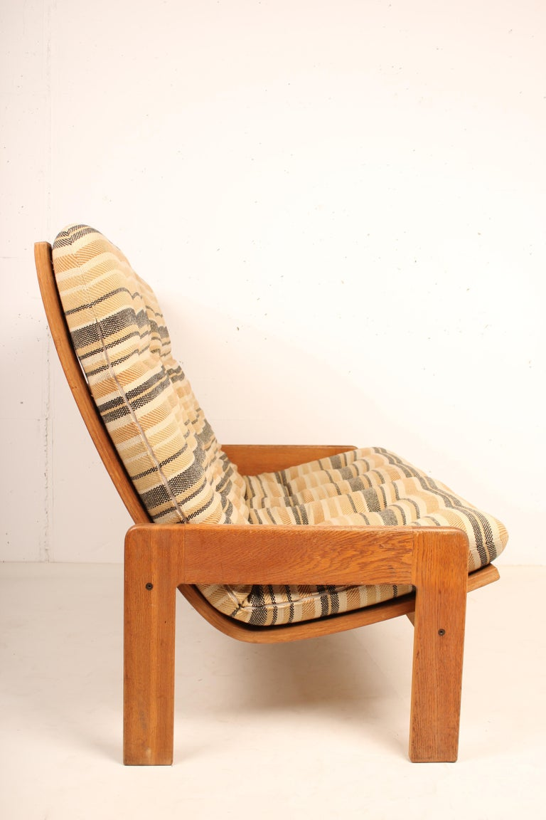 2-Seat Sofa by Yngve Ekstrom for Swedese, 1960 Sweden For Sale 11