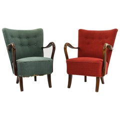 '2' Slagelse Easy Chairs