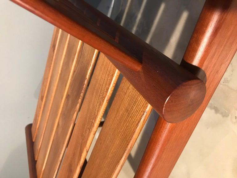 2 Vintage Teak Kai Lyngfeldt Larsen Easy Chairs Model 501 by Søborg Furniture For Sale 1