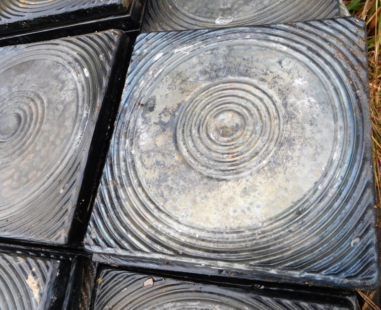 Other 200 Big Céramic Tiles from the 1960s For Sale