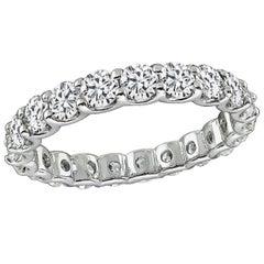 2.00 Carat Diamond Eternity Wedding Band