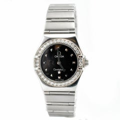 2000 Omega Constellation 1465.51.00 Black Dial Certified Pre-Owned
