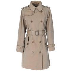 2000s  Aspesi Khaki Trench Coat