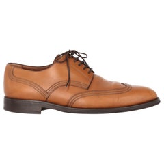 2000s Bally Leather Lace-up Shoes