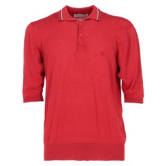 2000s Burberry Polo T-shirt