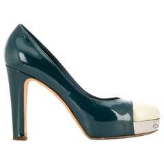 2000s Chanel Heel Shoes