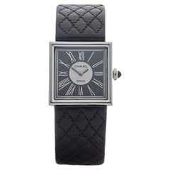 2000s Chanel Mademoiselle Other Wristwatch