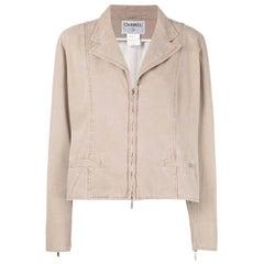 2000s Chanel Zip Jacket