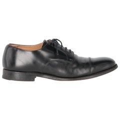 2000s Church's Leather Lace-up Shoes
