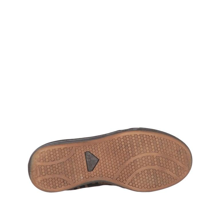 2000s Fendi Monogram Lace-up Shoes For Sale 2
