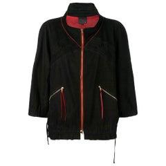 2000s Fendi Suede Jacket