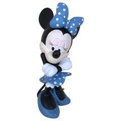 2000s French Walt Disney Minnie Mouse Statue by Demons & Merveilles