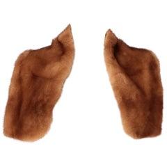 2000s Gianfranco Ferré Fox Fur Scarf