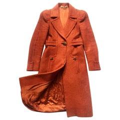 2000s Gucci Alpaca wool coat
