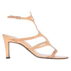 2000s Helmut Lang Leather Sandals