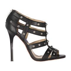 2000s Jimmy Choo Per H&M Heels Sandals