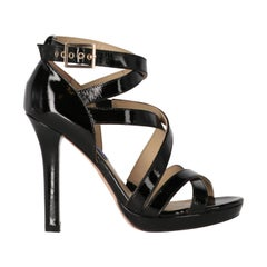 2000s Jimmy Choo x H&M Heels Sandals