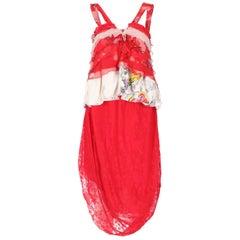 2000s John Galliano Fancy Dress