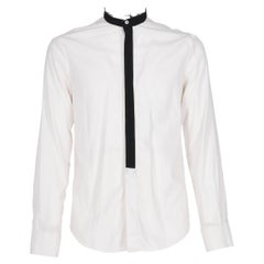 2000s Just Cavalli Two-Tone Shirt
