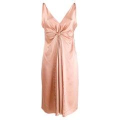 2000s Lanvin Pink Dress