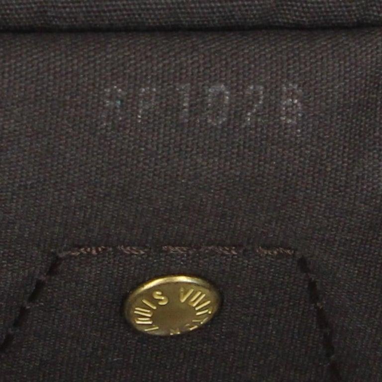 2000s Louis Vuitton Monogram Speedy Bag For Sale 7