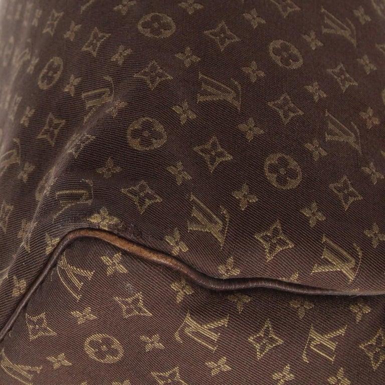 2000s Louis Vuitton Monogram Speedy Bag For Sale 5