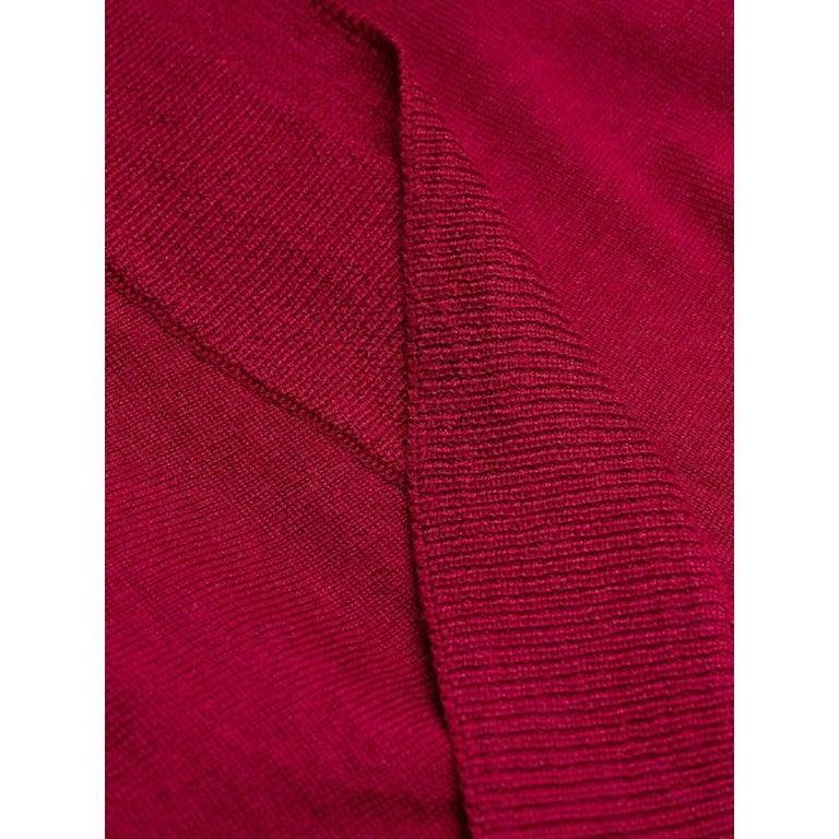 2000s Maison Martin Margiela Knit Top For Sale 2