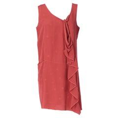 2000s Marni Draped Dress