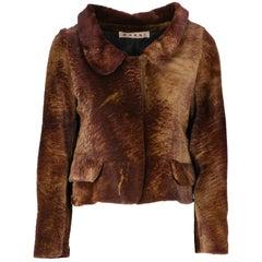 2000s Marni Kidskin Fur