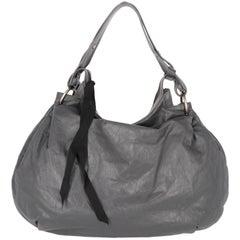 2000s Marni Leather Grey Bag