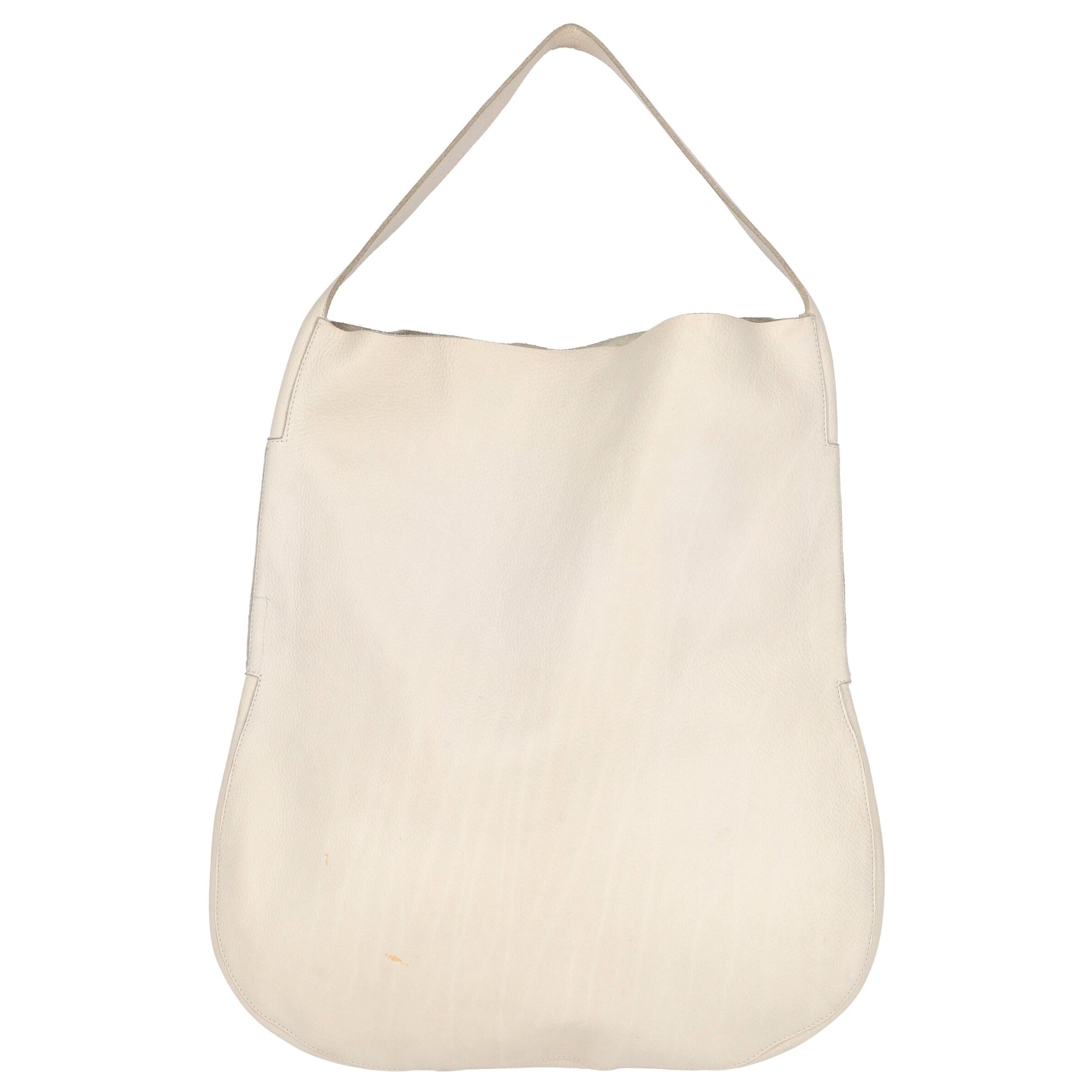 2000s Marni Leather Tote Bag