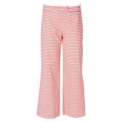 2000s Marni Striped Trousers