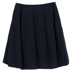 2000s Miu Miu Circle Skirt