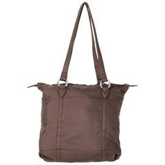 2000s Miu Miu Nylon Tote Bag