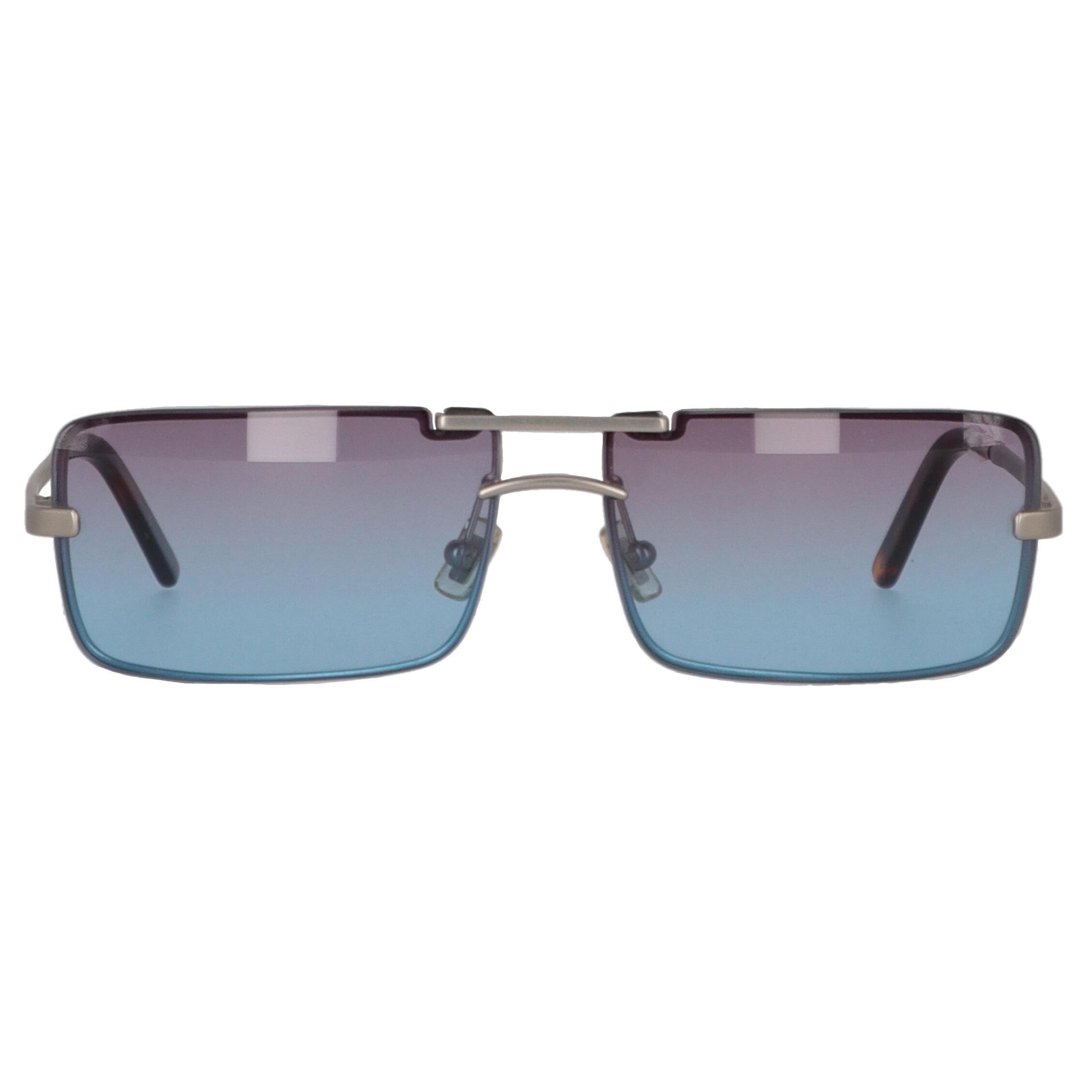 2000s Miu Miu Shaded Sunglasses