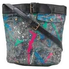 2000s  Moschino Shoulder Bag
