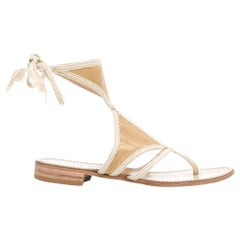 2000s Prada Flat Sandals