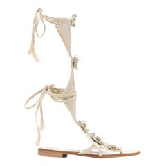 2000s Prada Slave Sandals